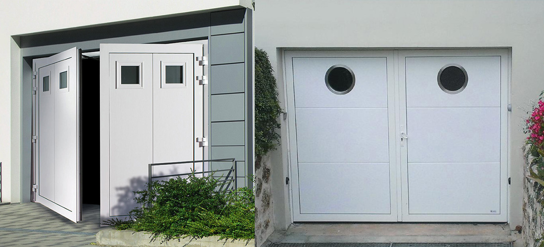 Poids maximum z12 2200 kg z16 1600 kg for Porte de garage aludoor